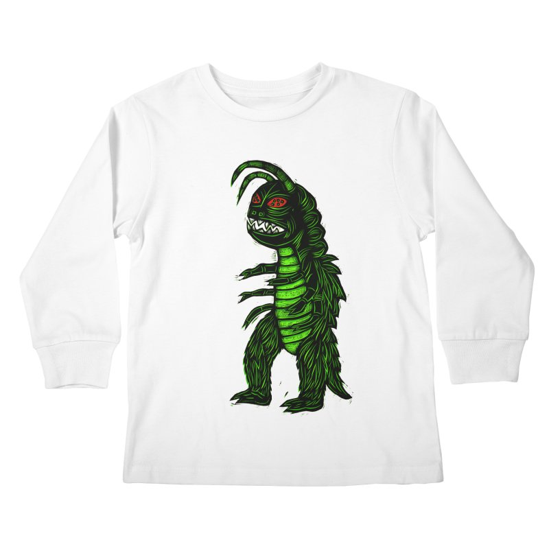 Gumos Kids Longsleeve T-Shirt by Sean StarWars' Artist Shop