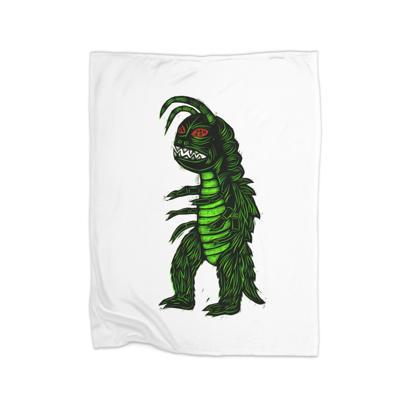 Gumos Home Fleece Blanket Blanket by Sean StarWars' Artist Shop