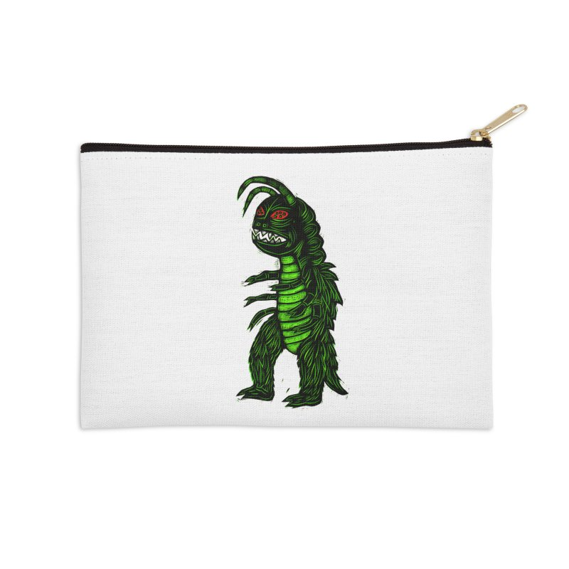 Gumos Accessories Zip Pouch by Sean StarWars' Artist Shop
