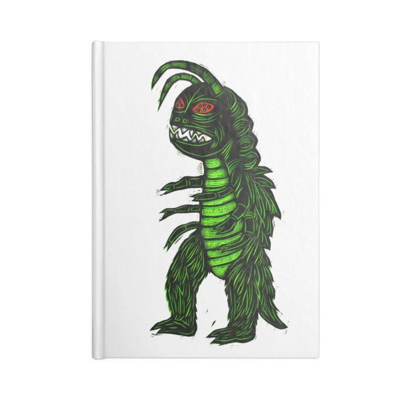 Gumos Accessories Lined Journal Notebook by Sean StarWars' Artist Shop