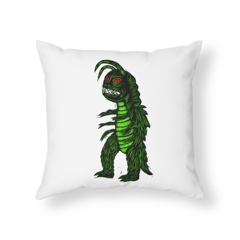 Gumos Home Throw Pillow by Sean StarWars' Artist Shop