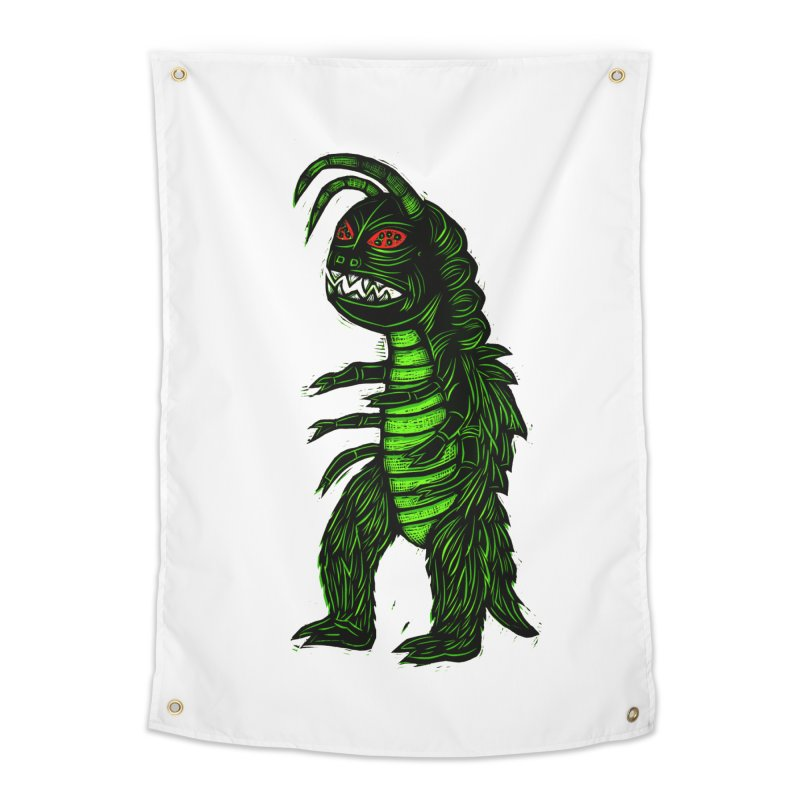 Gumos Home Tapestry by Sean StarWars' Artist Shop