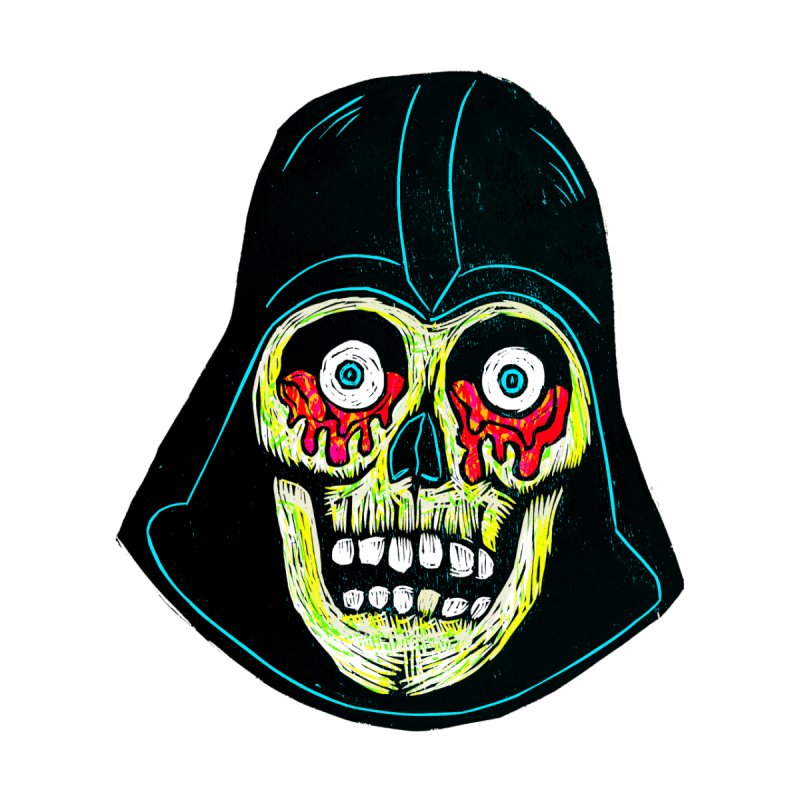 Vader Skull None  by Sean StarWars' Artist Shop