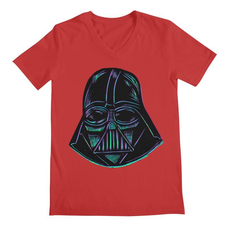Vader Men's V-Neck by Sean StarWars' Artist Shop