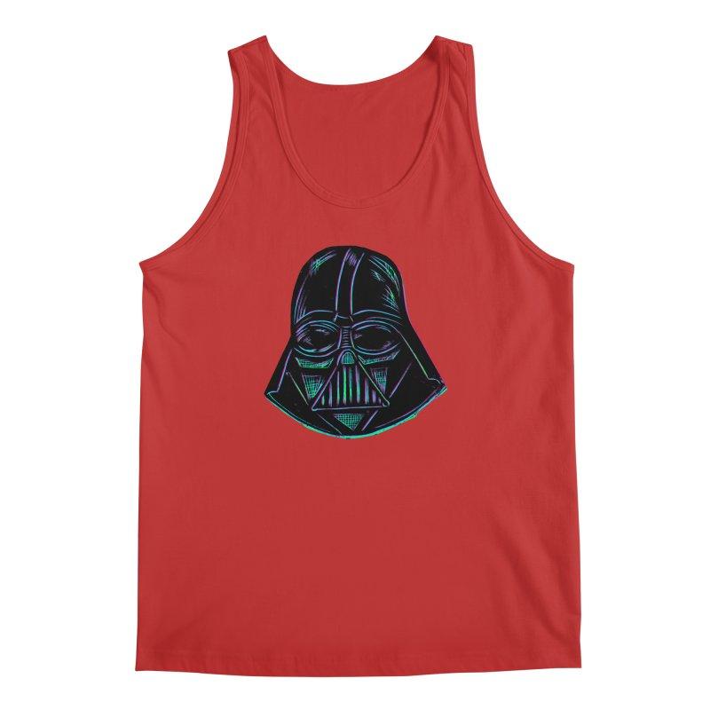 Vader Men's Tank by Sean StarWars' Artist Shop