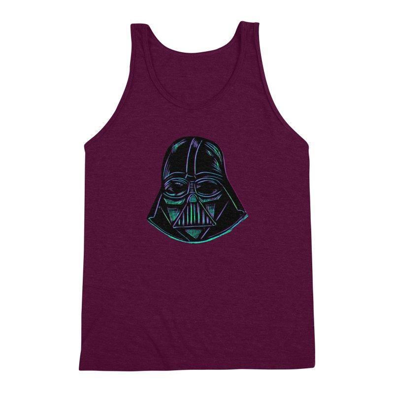 Vader Men's Triblend Tank by Sean StarWars' Artist Shop