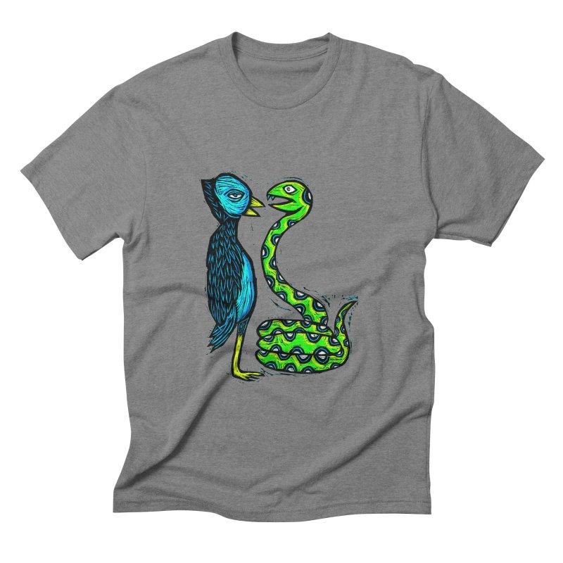 Hypnotized Men's Triblend T-shirt by Sean StarWars' Artist Shop