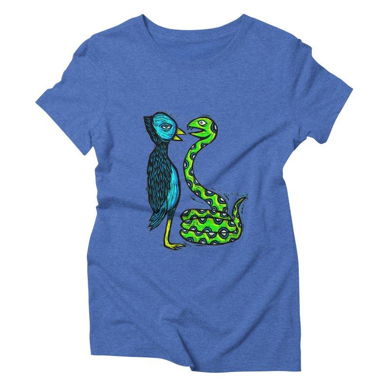 Hypnotized Women's Triblend T-shirt by Sean StarWars' Artist Shop