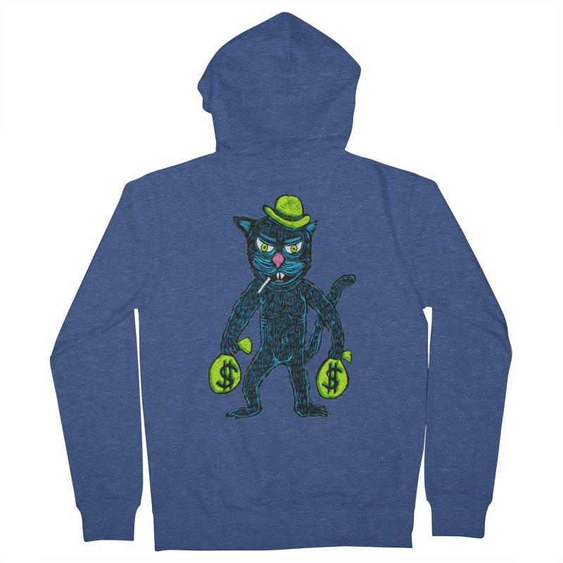 Cat Burglar Women's Zip-Up Hoody by Sean StarWars' Artist Shop