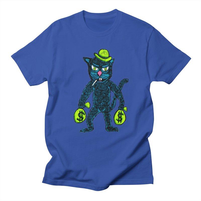 Cat Burglar Men's T-Shirt by Sean StarWars' Artist Shop