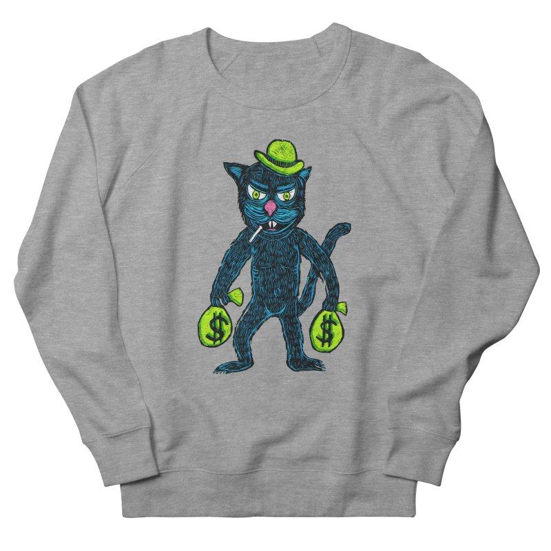 Cat Burglar Men's Sweatshirt by Sean StarWars' Artist Shop