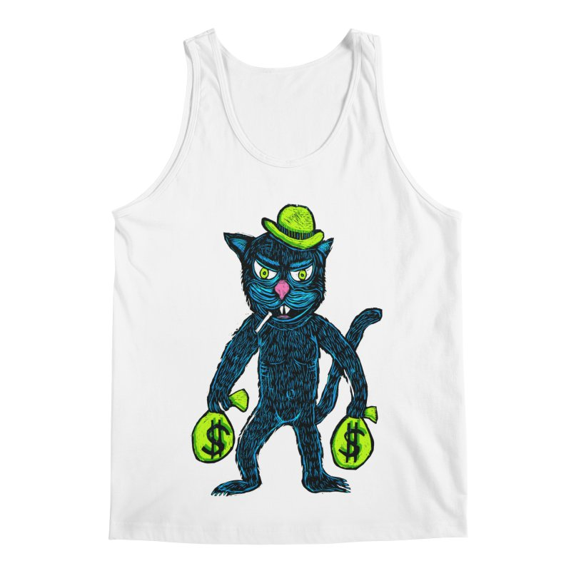 Cat Burglar Men's Regular Tank by Sean StarWars' Artist Shop