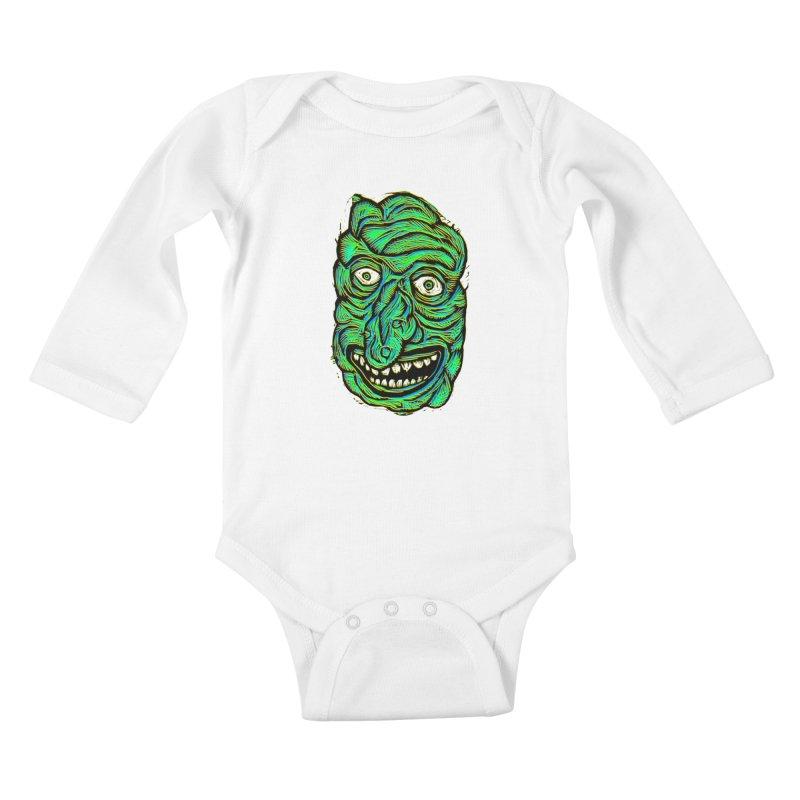 Scumbo Kids Baby Longsleeve Bodysuit by Sean StarWars' Artist Shop