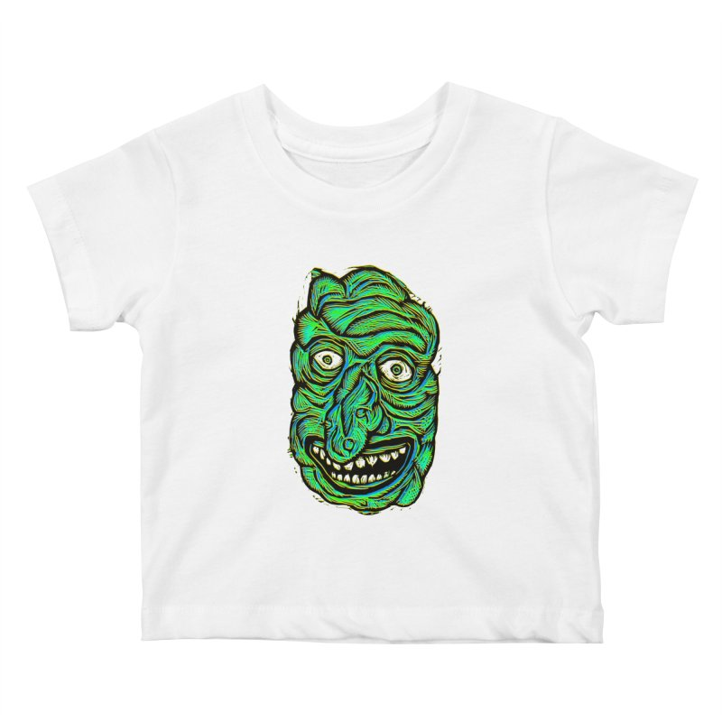 Scumbo Kids Baby T-Shirt by Sean StarWars' Artist Shop