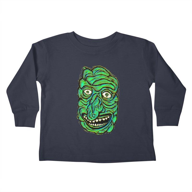 Scumbo Kids Toddler Longsleeve T-Shirt by Sean StarWars' Artist Shop