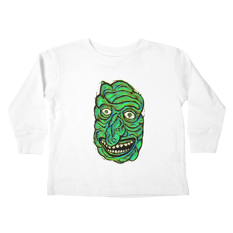 Scumbo Kids Toddler Longsleeve T-Shirt by Sean StarWars' Artist Shop