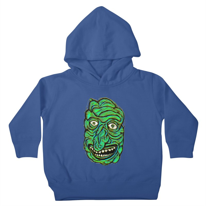 Scumbo Kids Toddler Pullover Hoody by Sean StarWars' Artist Shop