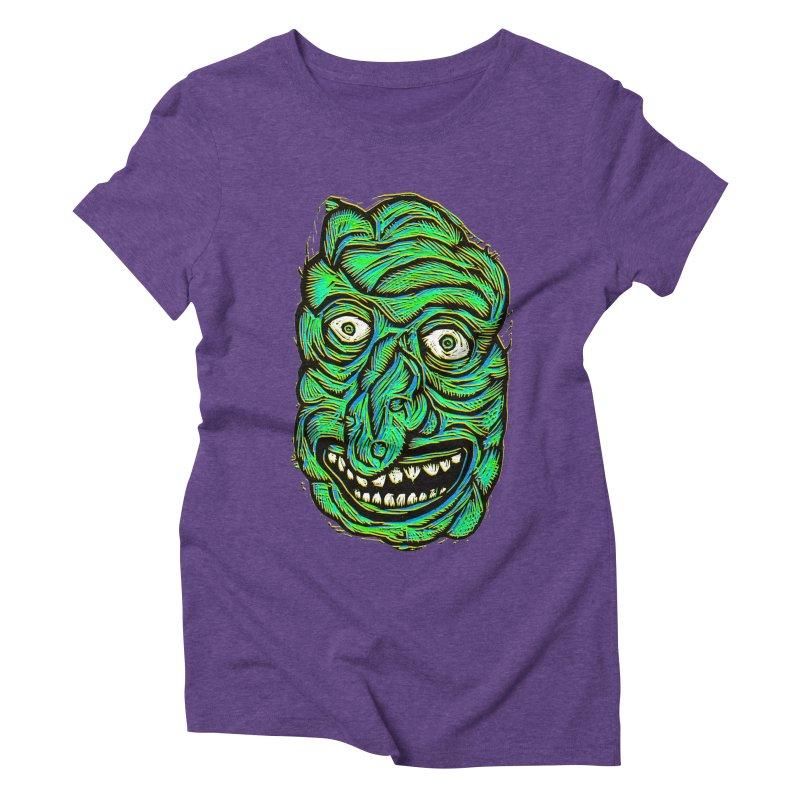 Scumbo Women's Triblend T-Shirt by Sean StarWars' Artist Shop