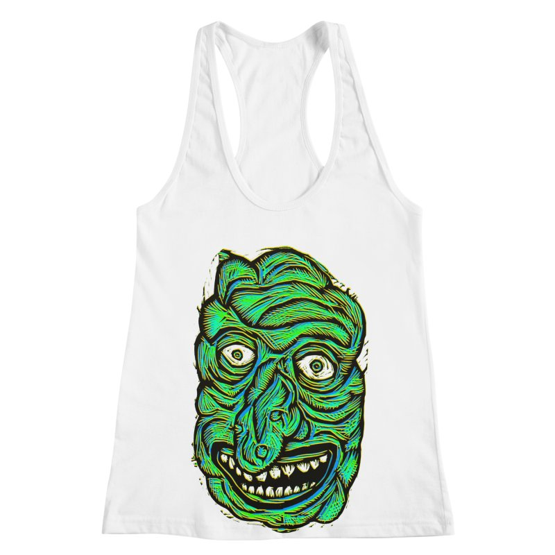 Scumbo Women's Racerback Tank by Sean StarWars' Artist Shop