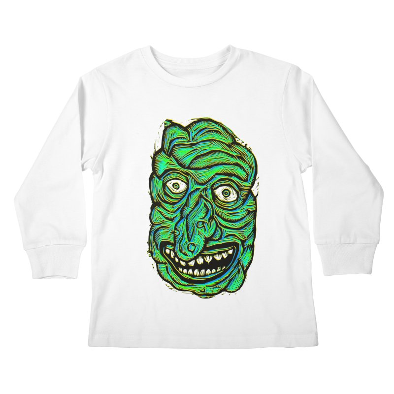 Scumbo Kids Longsleeve T-Shirt by Sean StarWars' Artist Shop
