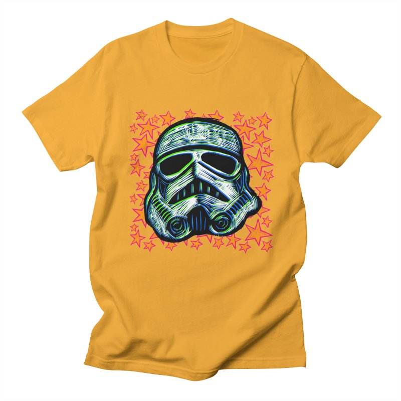 Trooper Men's T-shirt by Sean StarWars' Artist Shop