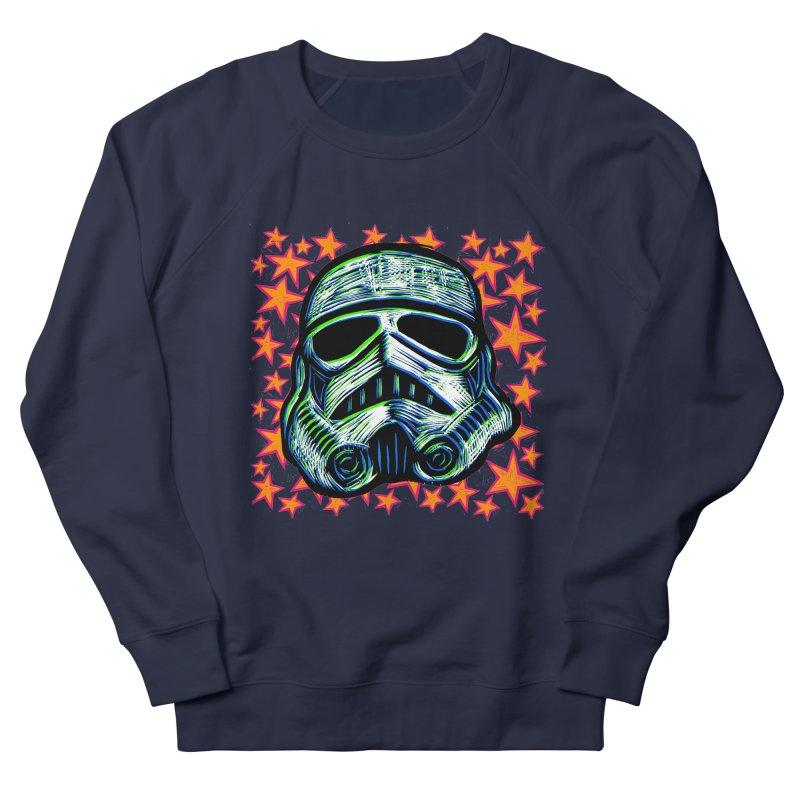 Trooper Men's Sweatshirt by Sean StarWars' Artist Shop