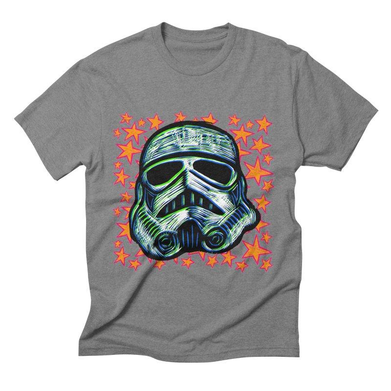 Trooper Men's Triblend T-shirt by Sean StarWars' Artist Shop