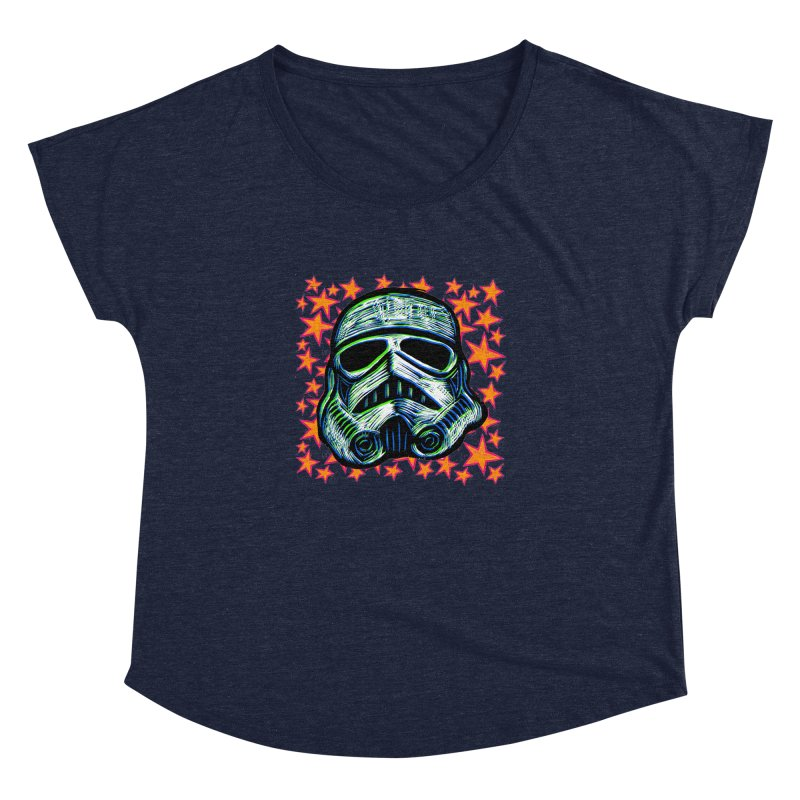 Trooper Women's Dolman by Sean StarWars' Artist Shop