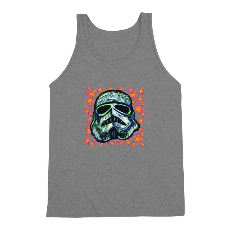 Trooper Men's Triblend Tank by Sean StarWars' Artist Shop