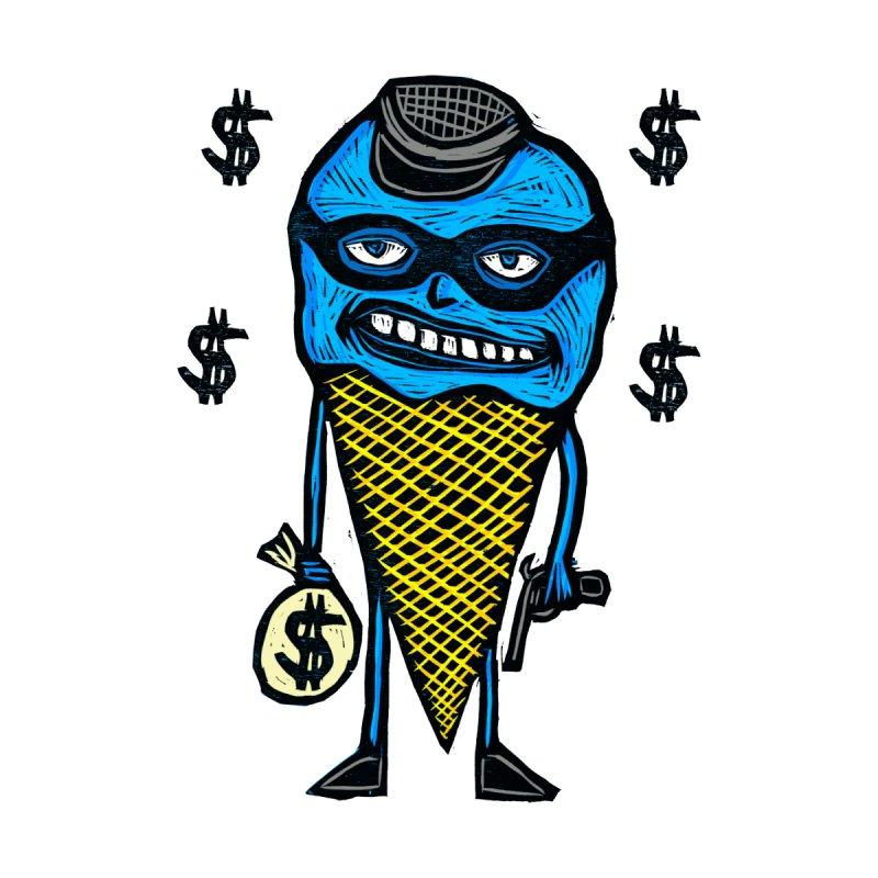 Bank Robber Cone by Sean StarWars' Artist Shop