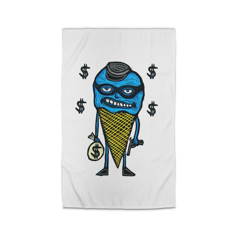 Bank Robber Cone Home Rug by Sean StarWars' Artist Shop