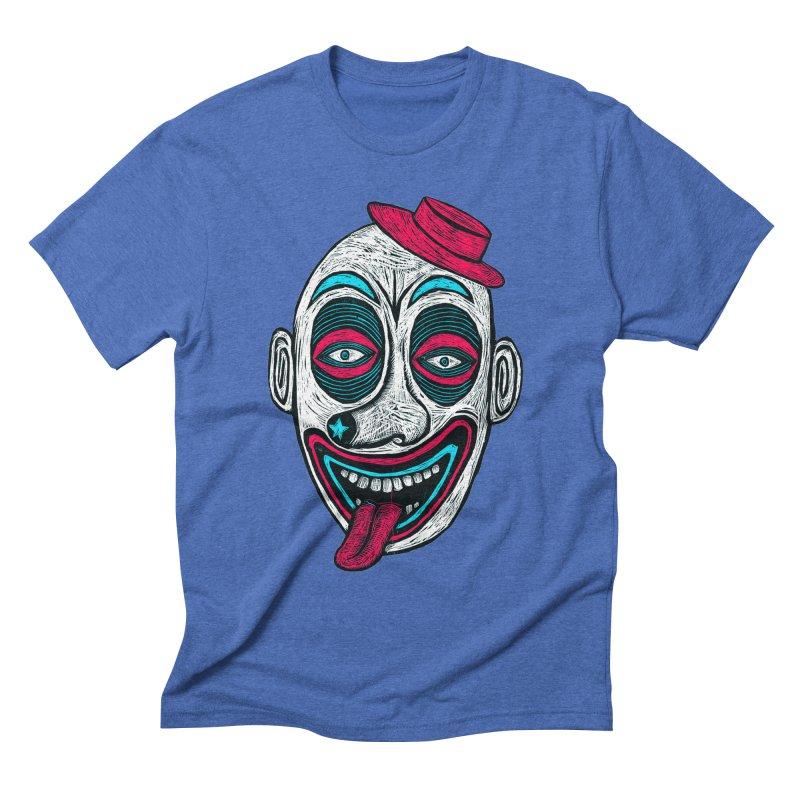 Clown Men's T-Shirt by Sean StarWars' Artist Shop