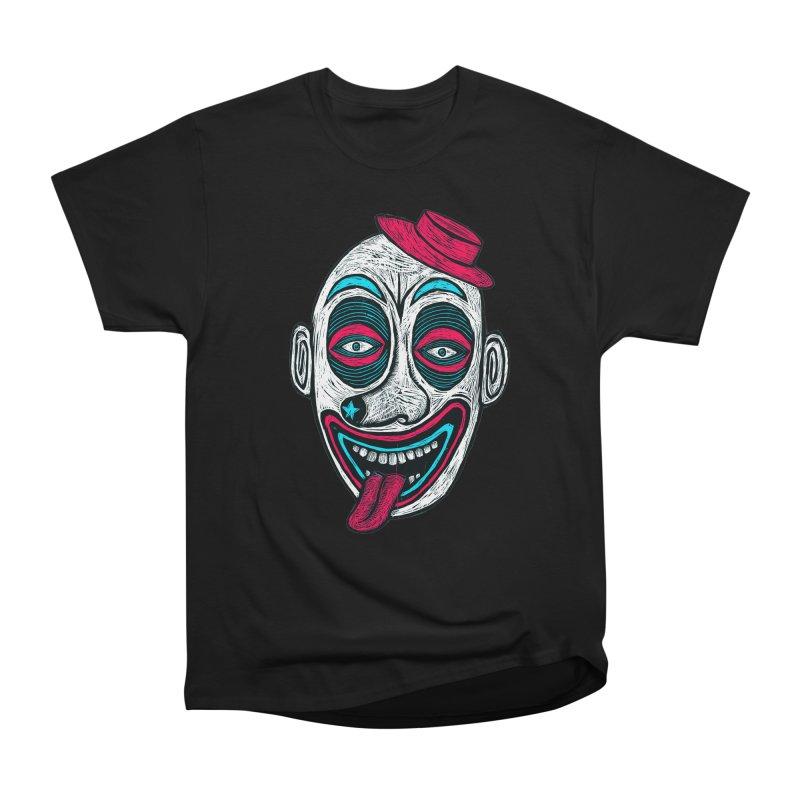 Clown Men's Heavyweight T-Shirt by Sean StarWars' Artist Shop
