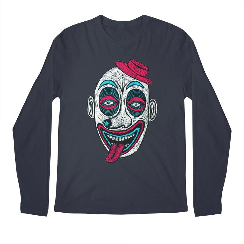 Clown Men's Regular Longsleeve T-Shirt by Sean StarWars' Artist Shop