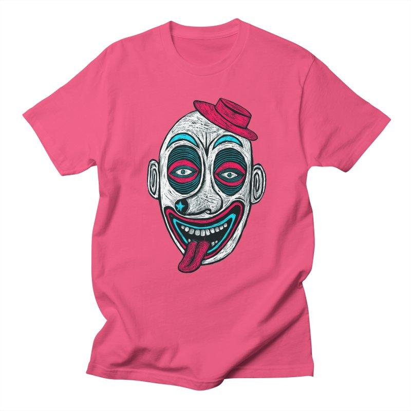 Clown Women's Regular Unisex T-Shirt by Sean StarWars' Artist Shop