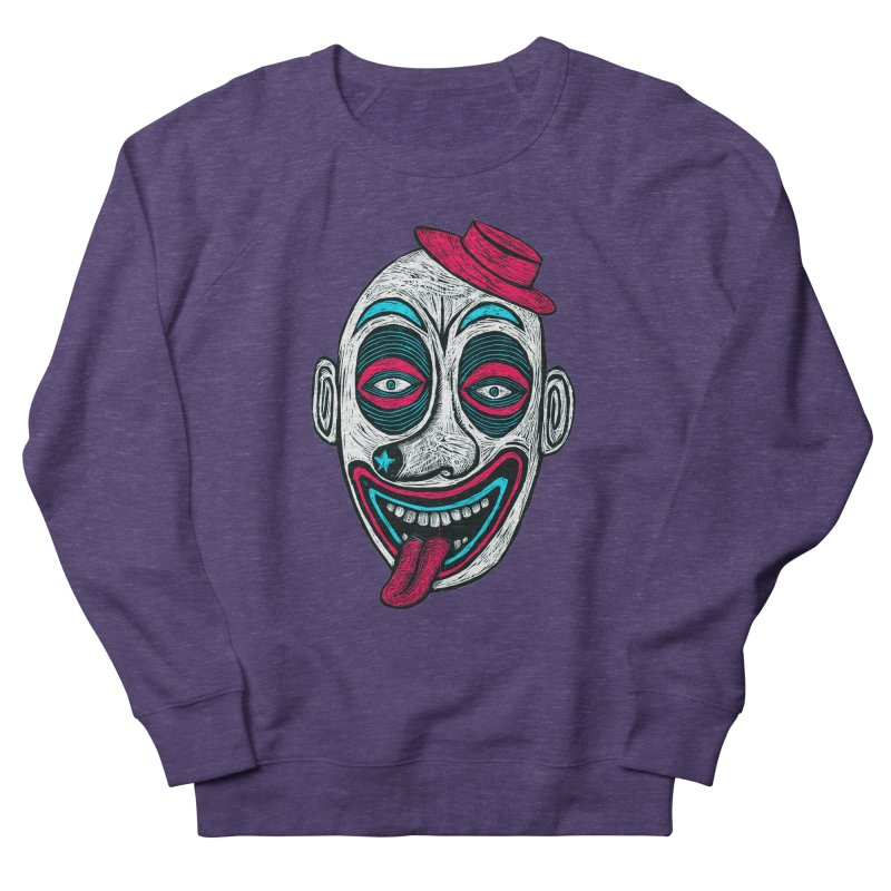 Clown Women's Sweatshirt by Sean StarWars' Artist Shop
