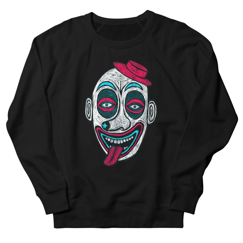 Clown Men's Sweatshirt by Sean StarWars' Artist Shop