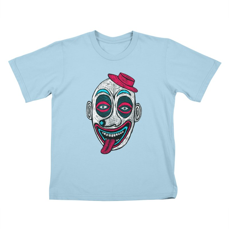Clown Kids T-Shirt by Sean StarWars' Artist Shop