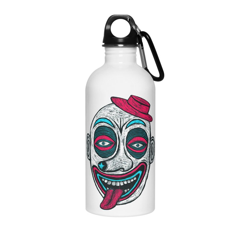 Clown Accessories Water Bottle by Sean StarWars' Artist Shop