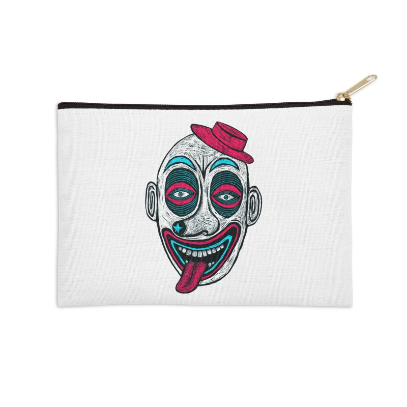 Clown Accessories Zip Pouch by Sean StarWars' Artist Shop