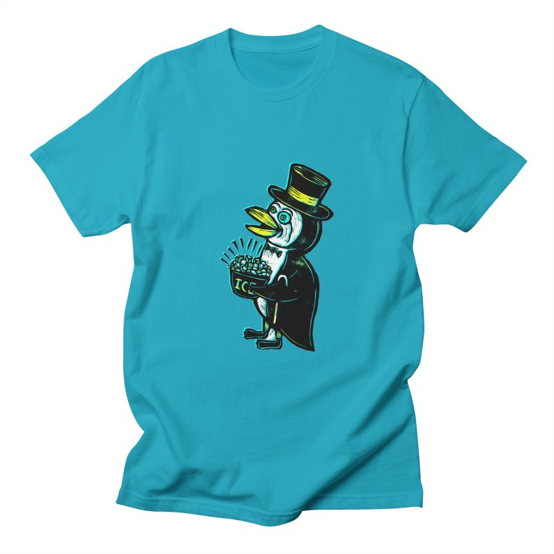 Johnny Kool Men's T-Shirt by Sean StarWars' Artist Shop