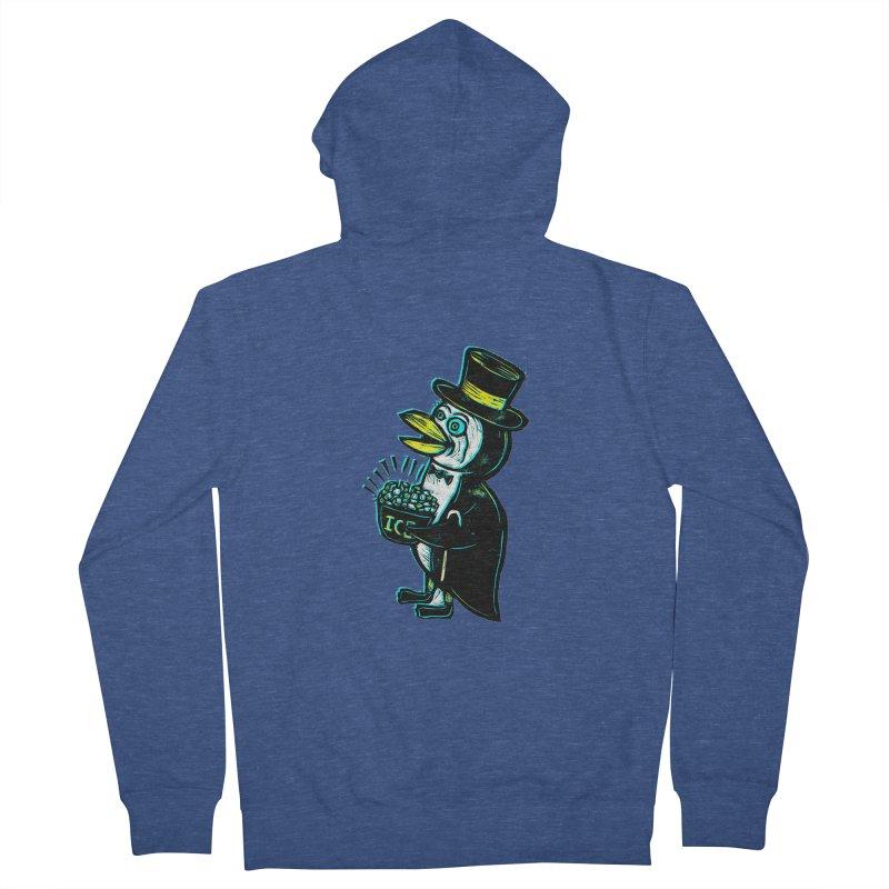 Johnny Kool Men's Zip-Up Hoody by Sean StarWars' Artist Shop
