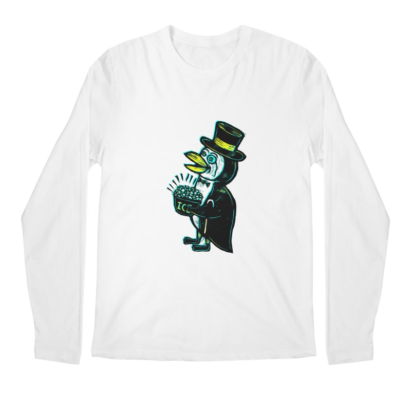 Johnny Kool Men's Regular Longsleeve T-Shirt by Sean StarWars' Artist Shop