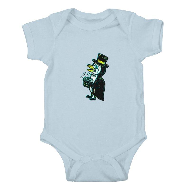 Johnny Kool Kids Baby Bodysuit by Sean StarWars' Artist Shop