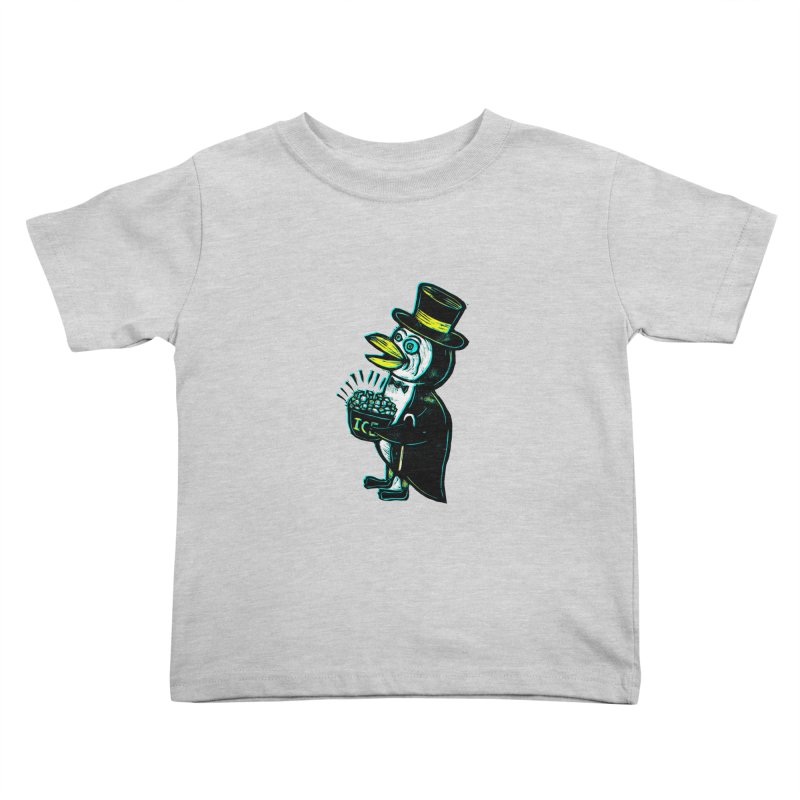 Johnny Kool Kids Toddler T-Shirt by Sean StarWars' Artist Shop