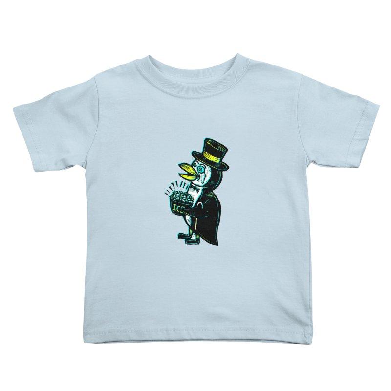 Johnny Kool Kids Toddler T-Shirt by Sean StarWars' Artist Shop