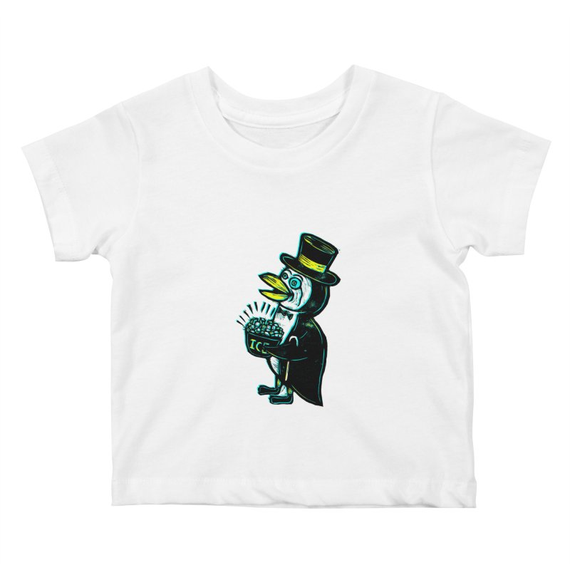 Johnny Kool Kids Baby T-Shirt by Sean StarWars' Artist Shop