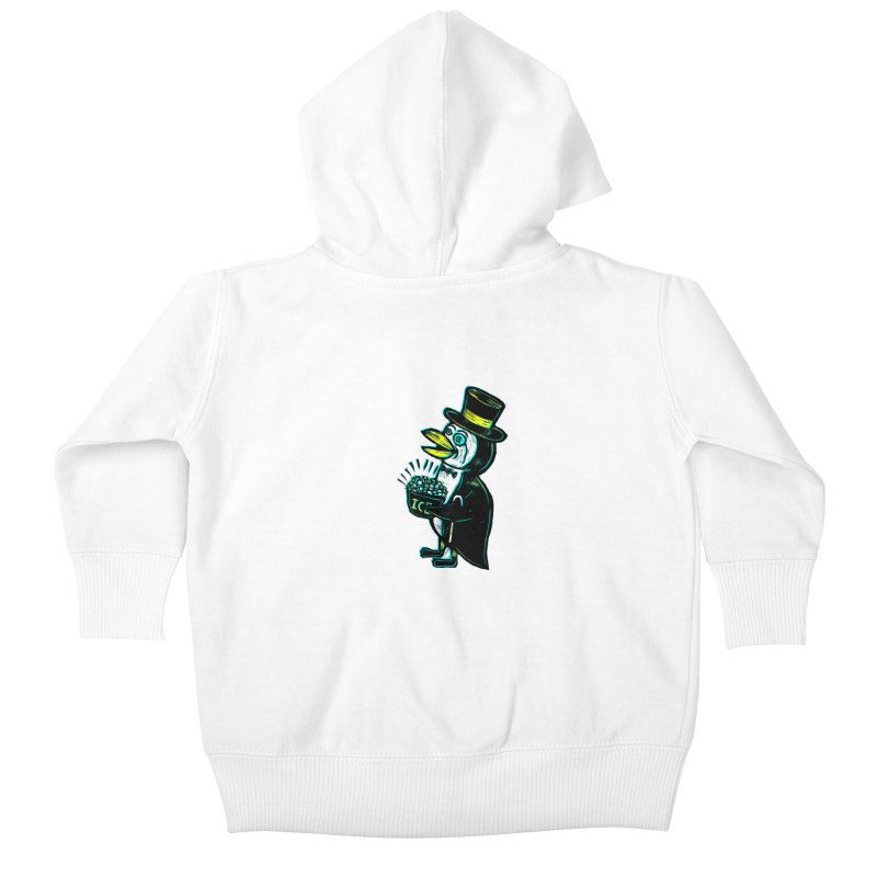 Johnny Kool Kids Baby Zip-Up Hoody by Sean StarWars' Artist Shop