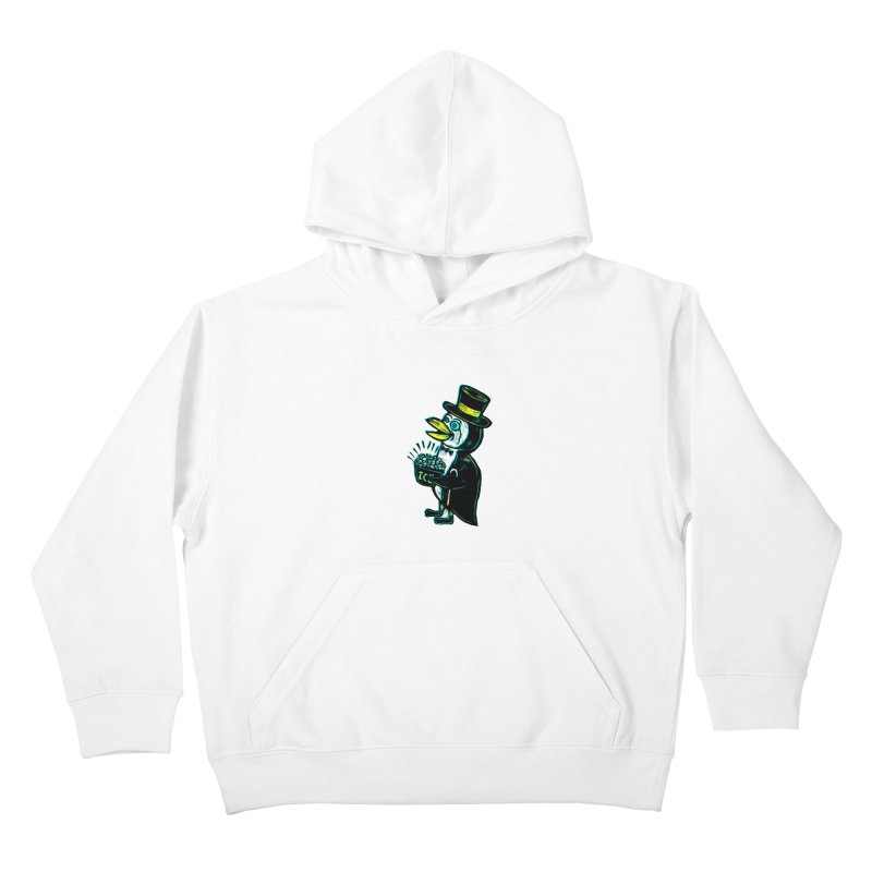 Johnny Kool Kids Pullover Hoody by Sean StarWars' Artist Shop