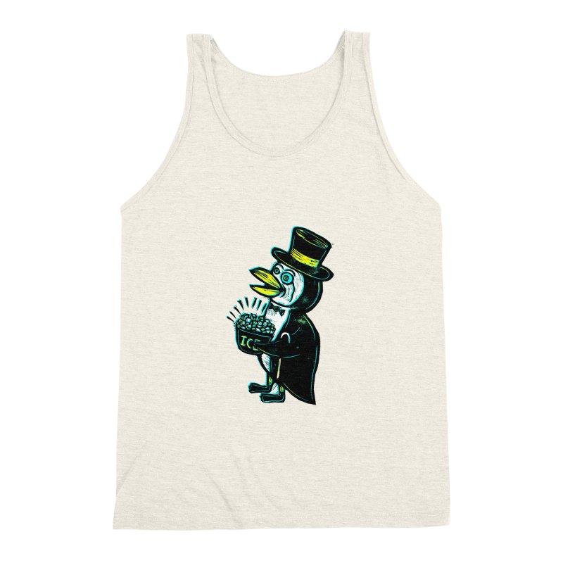 Johnny Kool Men's Triblend Tank by Sean StarWars' Artist Shop